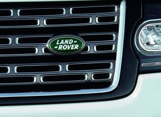 Land Rover Range Rover L - Foto 15 di 15