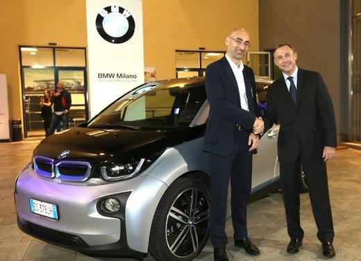 BMW ed EA7 Olimpia Milano: si rinnova l'accordo di partnership - Foto 15 di 16