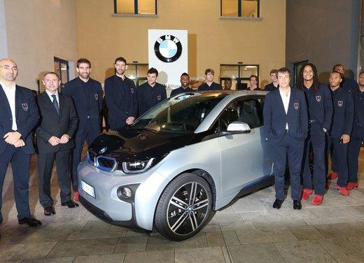 BMW ed EA7 Olimpia Milano: si rinnova l'accordo di partnership - Foto 16 di 16