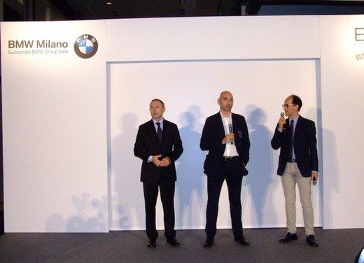 BMW ed EA7 Olimpia Milano: si rinnova l'accordo di partnership - Foto 5 di 16