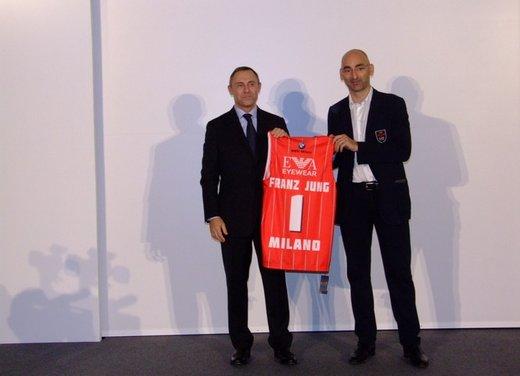 BMW ed EA7 Olimpia Milano: si rinnova l'accordo di partnership - Foto 6 di 16
