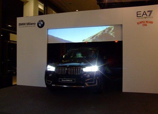 BMW ed EA7 Olimpia Milano: si rinnova l'accordo di partnership - Foto 9 di 16