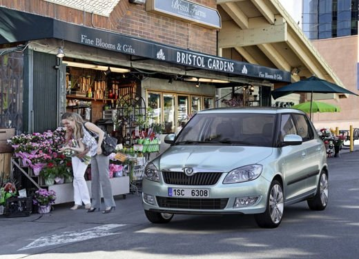 Skoda Fabia in promozione al prezzo di 10.990 euro - Foto 13 di 15