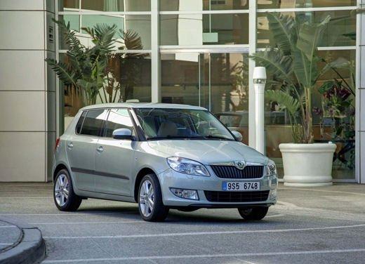 Skoda Fabia in promozione al prezzo di 10.990 euro - Foto 2 di 15