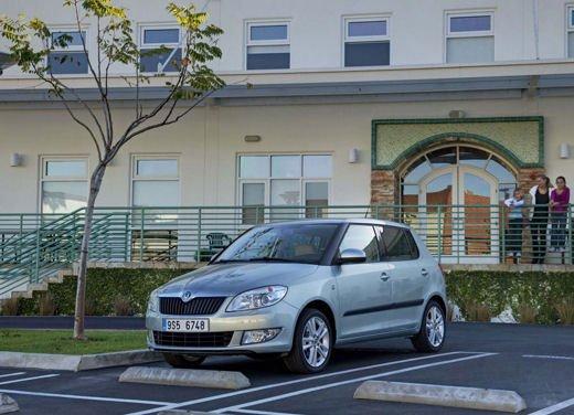 Skoda Fabia in promozione al prezzo di 10.990 euro - Foto 5 di 15