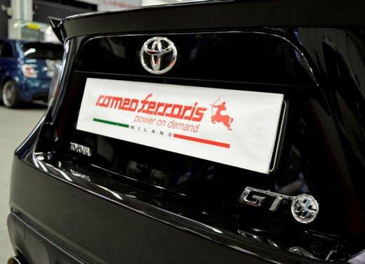 Toyota GT86 by Romeo Ferraris - Foto 1 di 3