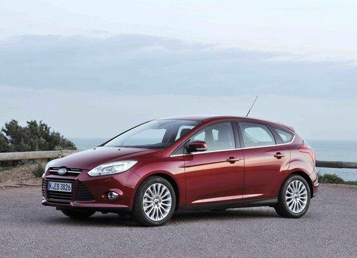 Ford Focus è l'auto più venduta nel 2013