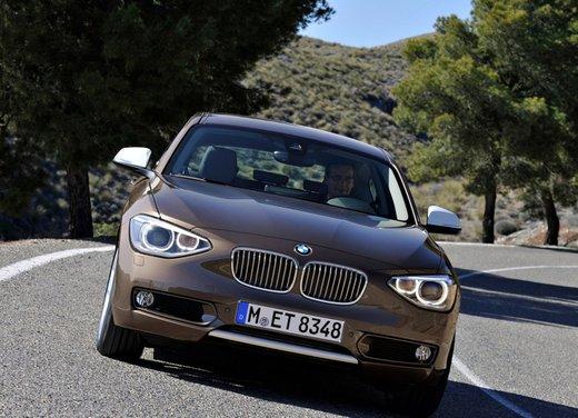 BMW Serie 1, la nuova gamma