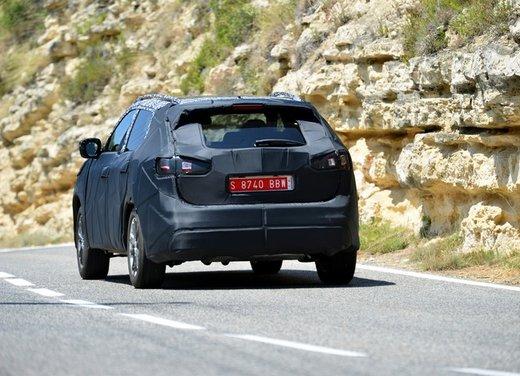 Nissan Qashqai prime foto ufficiali dei test - Foto 9 di 9