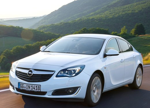 Opel Insignia con myOpel Manual