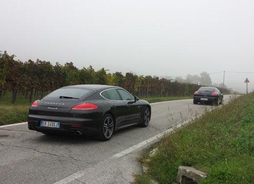 Porsche Panamera S E-Hybrid Challenge, ecco la nostra prova speciale della Panamera ibrida! - Foto 3 di 16
