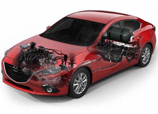 Mazda3 a metano in anteprima mondiale al Salone di Tokyo
