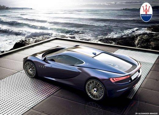 Maserati Bora Concept - Foto 2 di 5