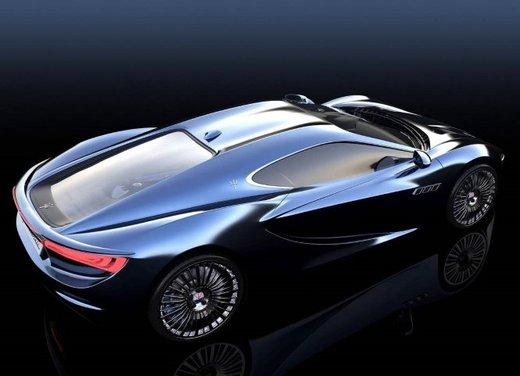 Maserati Bora Concept - Foto 4 di 5