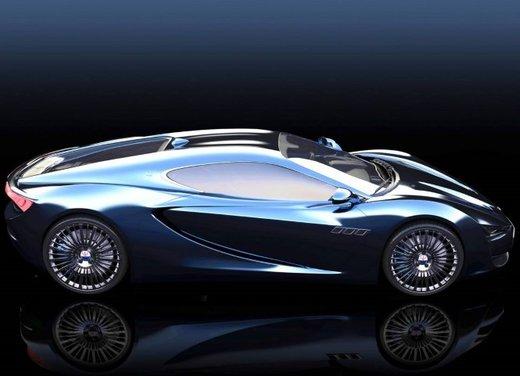 Maserati Bora Concept - Foto 5 di 5