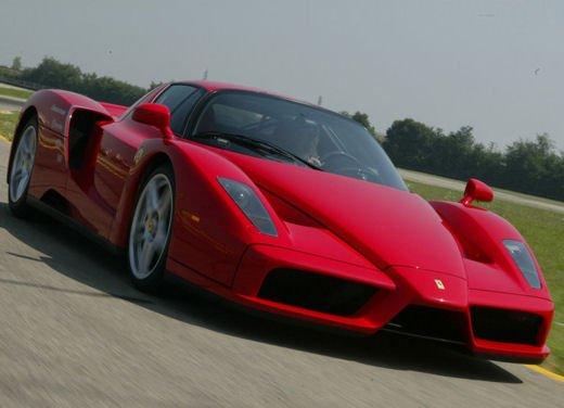 Ferrari Enzo WRC, video tra il fango delle campagne inglesi - Foto 6 di 11