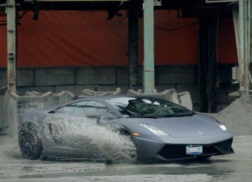 Lamborghini Gallardo WRC, spettacolare video della supercar