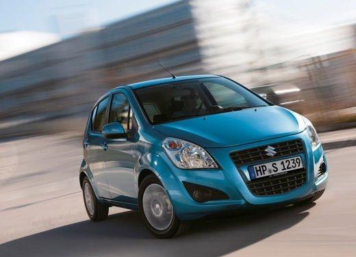Suzuki Splash in promozione a 9.300 euro a novembre
