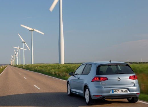 Volkswagen Golf 1.6 TDI BlueMotion record nel ThinkBlue Eco Ride - Foto 11 di 12