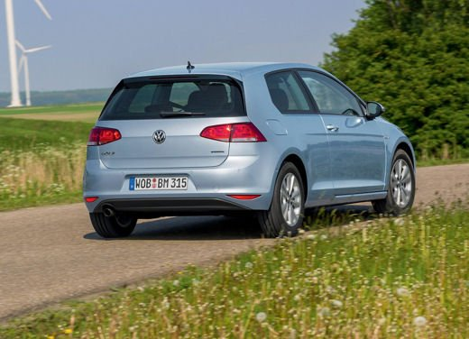 Volkswagen Golf 1.6 TDI BlueMotion record nel ThinkBlue Eco Ride - Foto 12 di 12