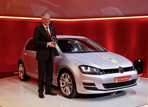Volkswagen Golf 1.6 TDI BlueMotion record nel ThinkBlue Eco Ride - Foto 4 di 12