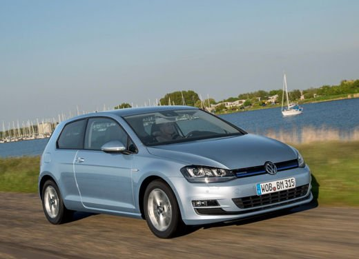 Volkswagen Golf 1.6 TDI BlueMotion record nel ThinkBlue Eco Ride - Foto 5 di 12