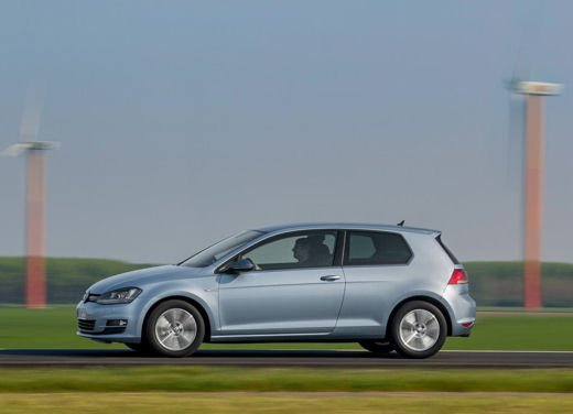 Volkswagen Golf 1.6 TDI BlueMotion record nel ThinkBlue Eco Ride - Foto 10 di 12