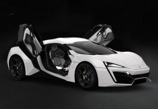 W Motors Lykan Hypersport - Foto 11 di 13