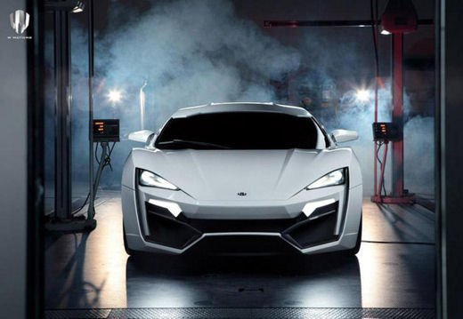 W Motors Lykan Hypersport - Foto 12 di 13