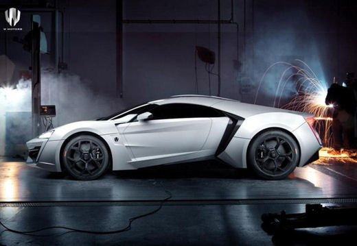 W Motors Lykan Hypersport - Foto 13 di 13
