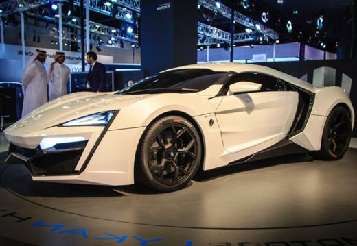 W Motors Lykan Hypersport - Foto 1 di 13