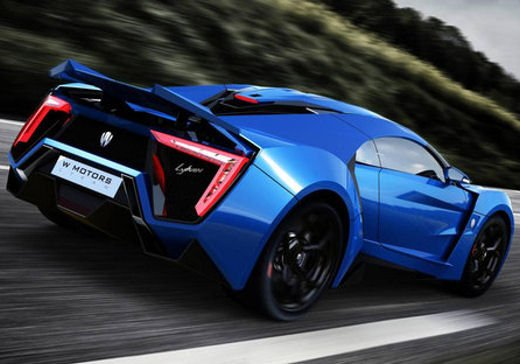 W Motors Lykan Hypersport - Foto 8 di 13