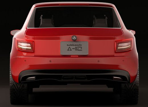 Nuova Autobianchi A112 Concept - Foto 4 di 24