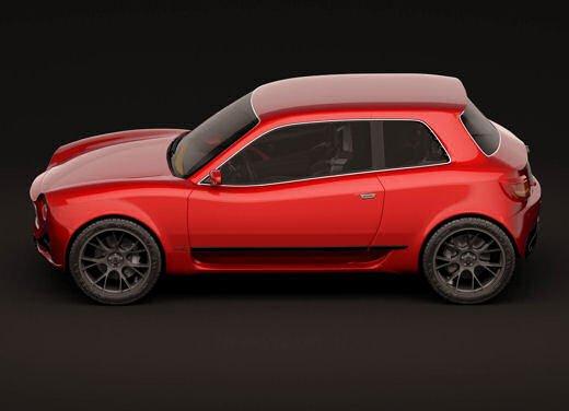 Nuova Autobianchi A112 Concept - Foto 6 di 24