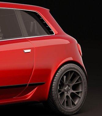 Nuova Autobianchi A112 Concept - Foto 7 di 24