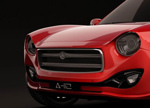 Nuova Autobianchi A112 Concept - Foto 8 di 24