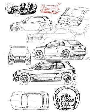 Nuova Autobianchi A112 Concept - Foto 12 di 24