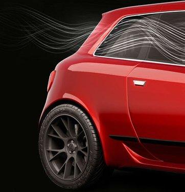 Nuova Autobianchi A112 Concept - Foto 19 di 24