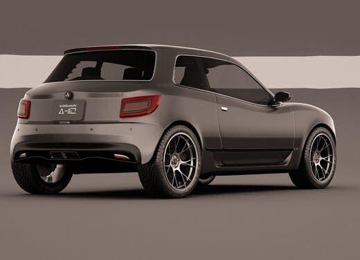 Nuova Autobianchi A112 Concept - Foto 14 di 24