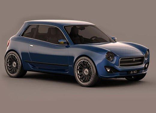 Nuova Autobianchi A112 Concept - Foto 15 di 24