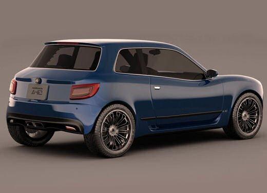 Nuova Autobianchi A112 Concept - Foto 16 di 24