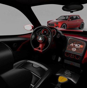 Nuova Autobianchi A112 Concept - Foto 18 di 24