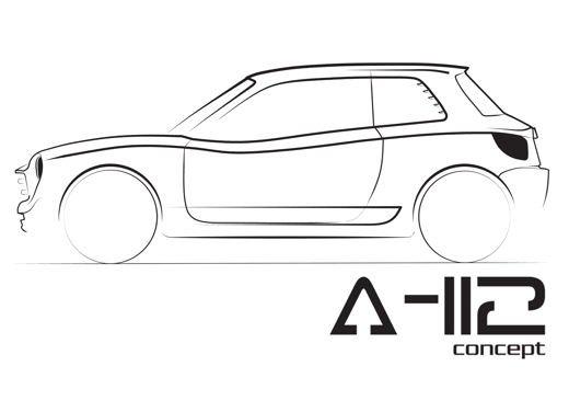 Nuova Autobianchi A112 Concept - Foto 22 di 24