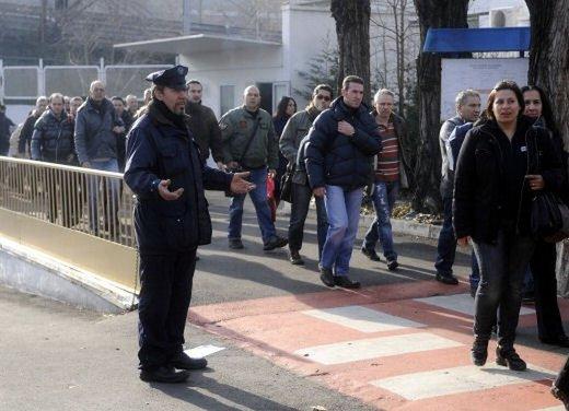 Sciopero nazionale del trasporto pubblico locale il 16 dicembre 2013 - Foto 11 di 16