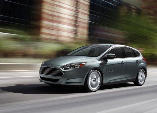 Ford Focus Electric, il prezzo della versione elettrica
