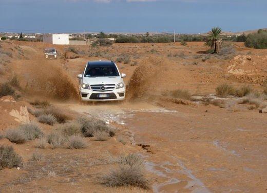 Test drive in Tunisia con la gamma SUV Mercedes - Foto 5 di 30