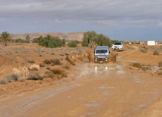 Test drive in Tunisia con la gamma SUV Mercedes - Foto 16 di 30