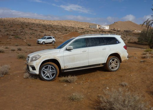 Test drive in Tunisia con la gamma SUV Mercedes - Foto 6 di 30