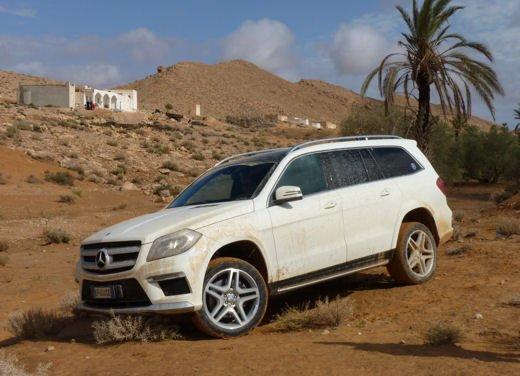 Test drive in Tunisia con la gamma SUV Mercedes - Foto 8 di 30