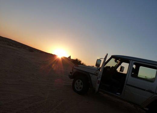 Test drive in Tunisia con la gamma SUV Mercedes - Foto 28 di 30